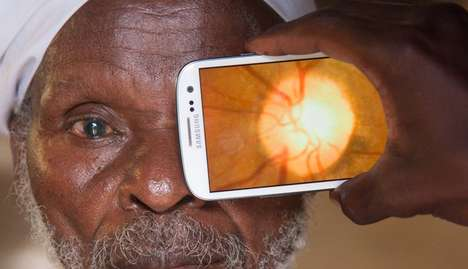 Mobile Eye Examinations