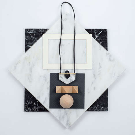 Mod Marble Jewelry