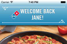 3D Pizza Apps - This Domino's Pizza iPad App Lets you Create a Realistic 3D Pizza