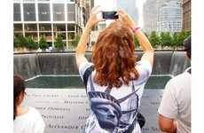 Undercover Tourist Photos - The 'I Love New York' Photos Showcase Tourist Behavior in the Big Apple