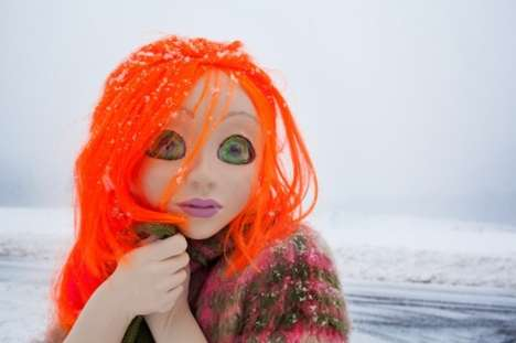 Cosplay Mask Photo Exibits