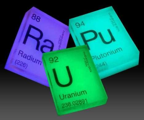 Glowing Scientific Soaps