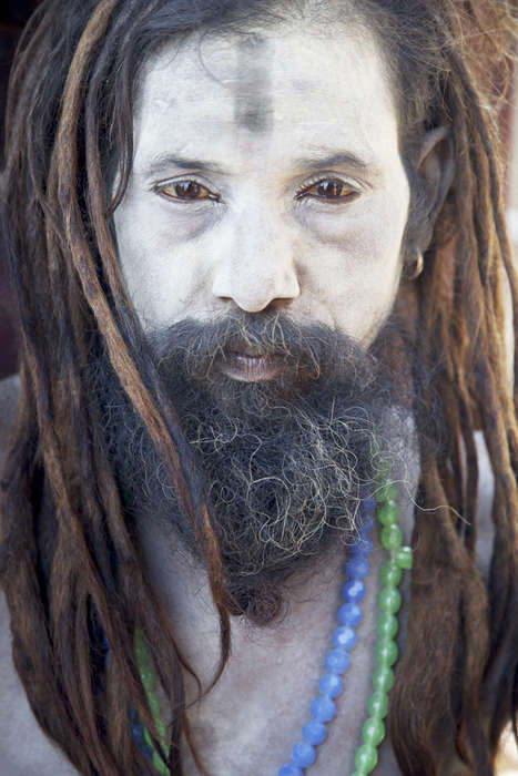Spiritual Sadhu Portraits