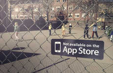 Anti-App Store Projects - The Not on the App Store Project Disproves That 'Theres an App for That'