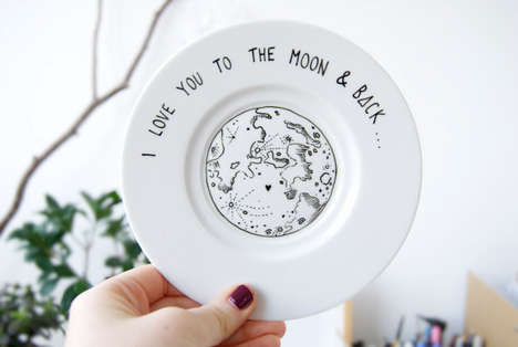 Affectionate Celestial Plates