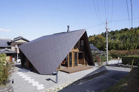 Folded Roof Residences