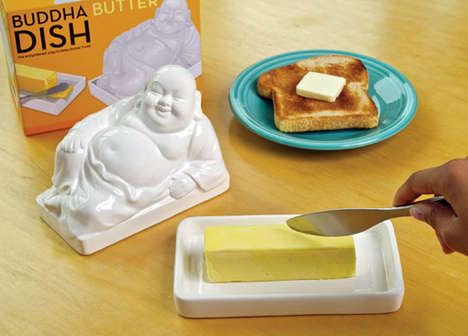 Buddha Butter Dishes