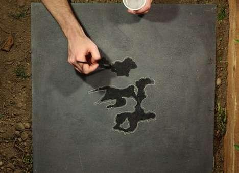 Evaporating Water Art