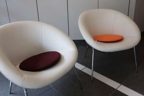 Touch-Sensitive Cafe Cushions