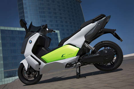 Eco Electric Motorbikes