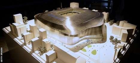 Rejuvenated Soccer Stadiums