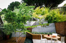 Angular Terraced Gardens