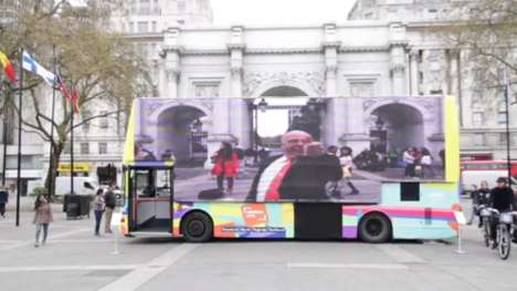 Giant Screen Buses