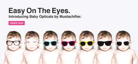 Hipster Baby Eyewear