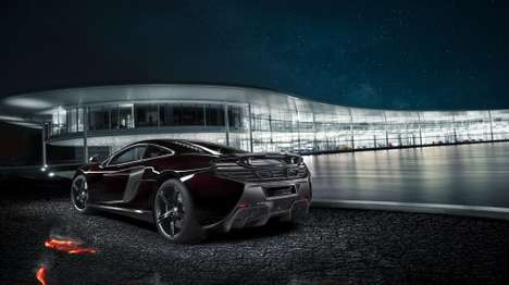 Color-Changing Supercars