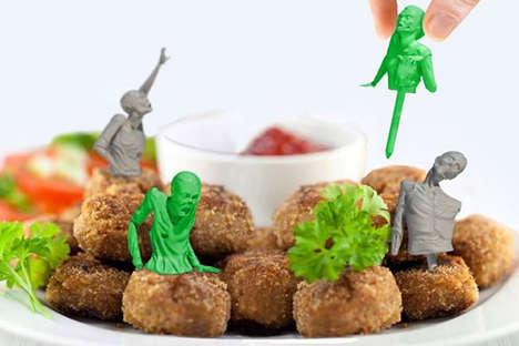 Zombified Reusable Toothpicks