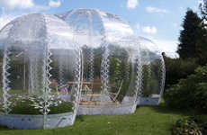Bubble Garden Houses