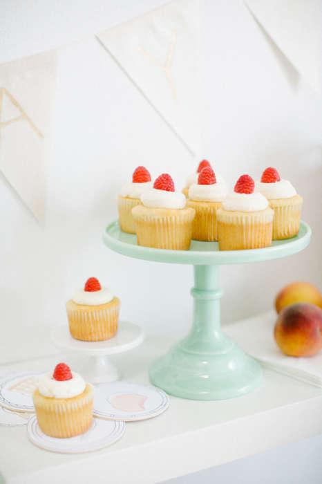 DIY Dessert Coasters