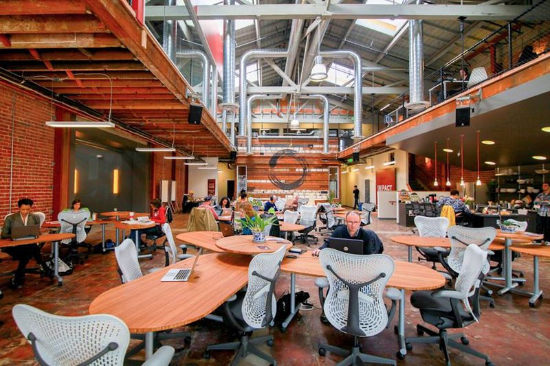 Californian Co-Working Spaces