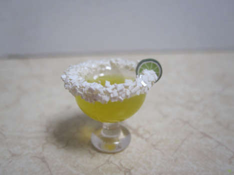 Miniature Margarita Earrings