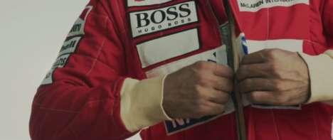Poignant Racing Driver Tributes