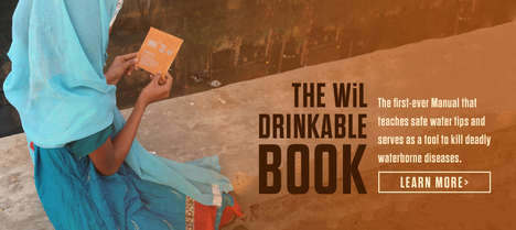 Water-Purifying Books