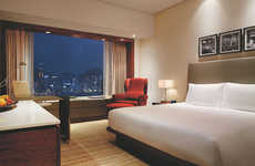 Complimentary Smartphone Services - Hyatt Regency Tsim Sha Tsui Provides Guests with a Free Phone