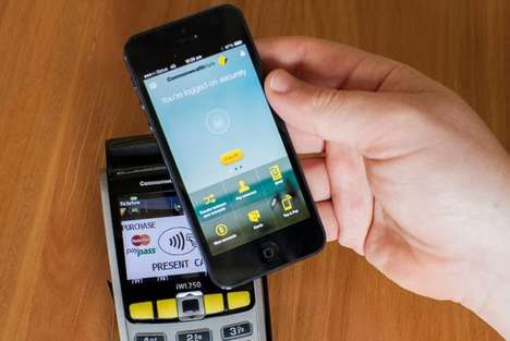 Cardless ATM Apps