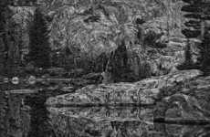 Rare American Landscape Photography - Ansel Adams Wilderness by Peter Essick Embraces Conservation