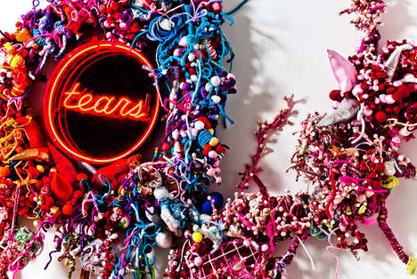 Neon-Filled Exhibitions