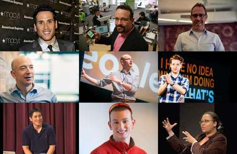 45 Start-Up Presentations