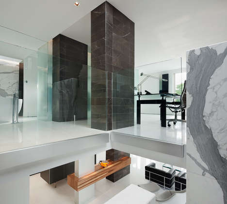 Striking Marble Apartments