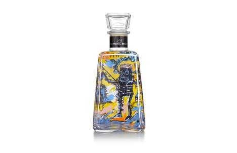 Neo-Expressionism Tequilas