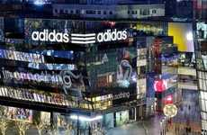 Immersive Sports Stores - Adidas' 'HomeCourt' Stores Take Sports Retailing to the Next Level