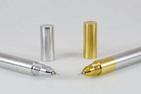 Custom Counterbalancing Pens