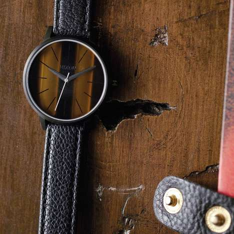 Wild Animal-Inspired Watches