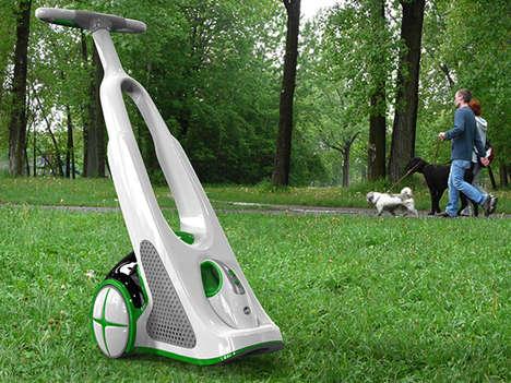 Pooper-Scooper Vacuums