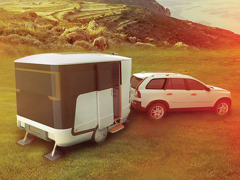 Spacious Compact Campers