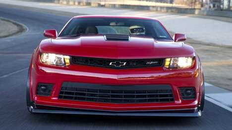 Aerodynamic Muscle Cars