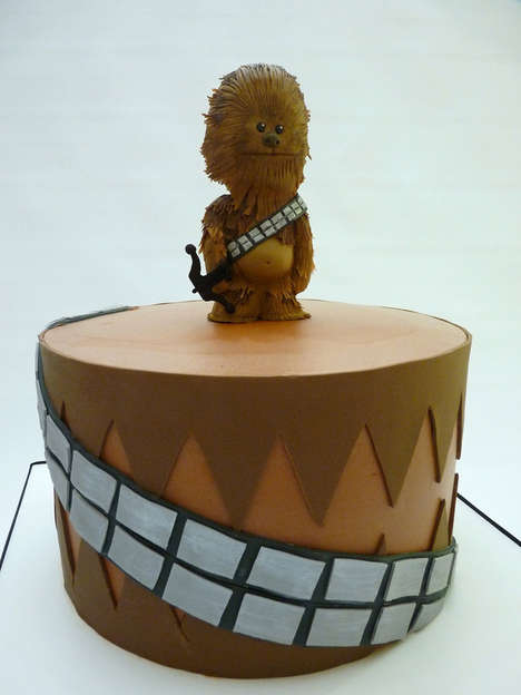 Hairy Galactic Cakes
