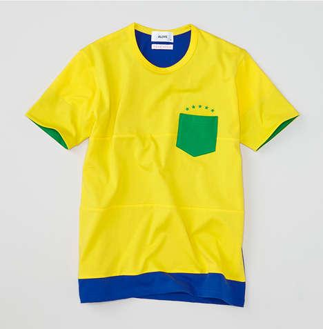 Minimalist World Cup Menswear