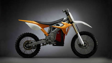 Stealthy Dirt Bikes