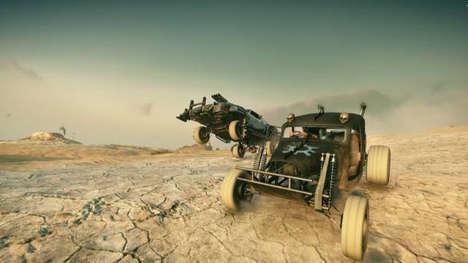 Destructive Dystopian Video Games