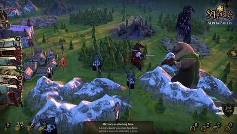 Fantasy Tablet Board Games