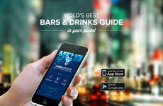 Immersive Nightlife Apps - Discover the World's Best Bars, Nightclubs & Cocktails with Drink Advisor