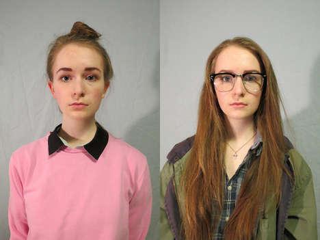 Coupled Counterculture Portraits