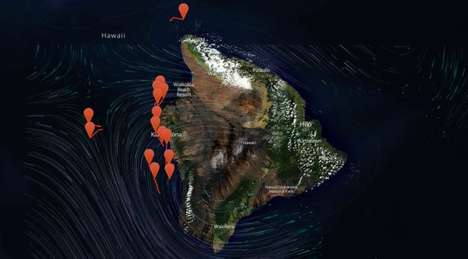 Whale-Stalking Maps
