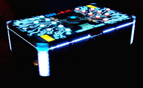 Brain-Boosting Arcade Games