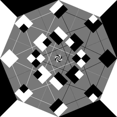 Fractal Mandala Art