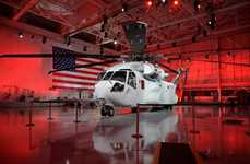 Hulking Military Helicopters - The 'King Stallion' is the US Military's Most Powerful Helicopter